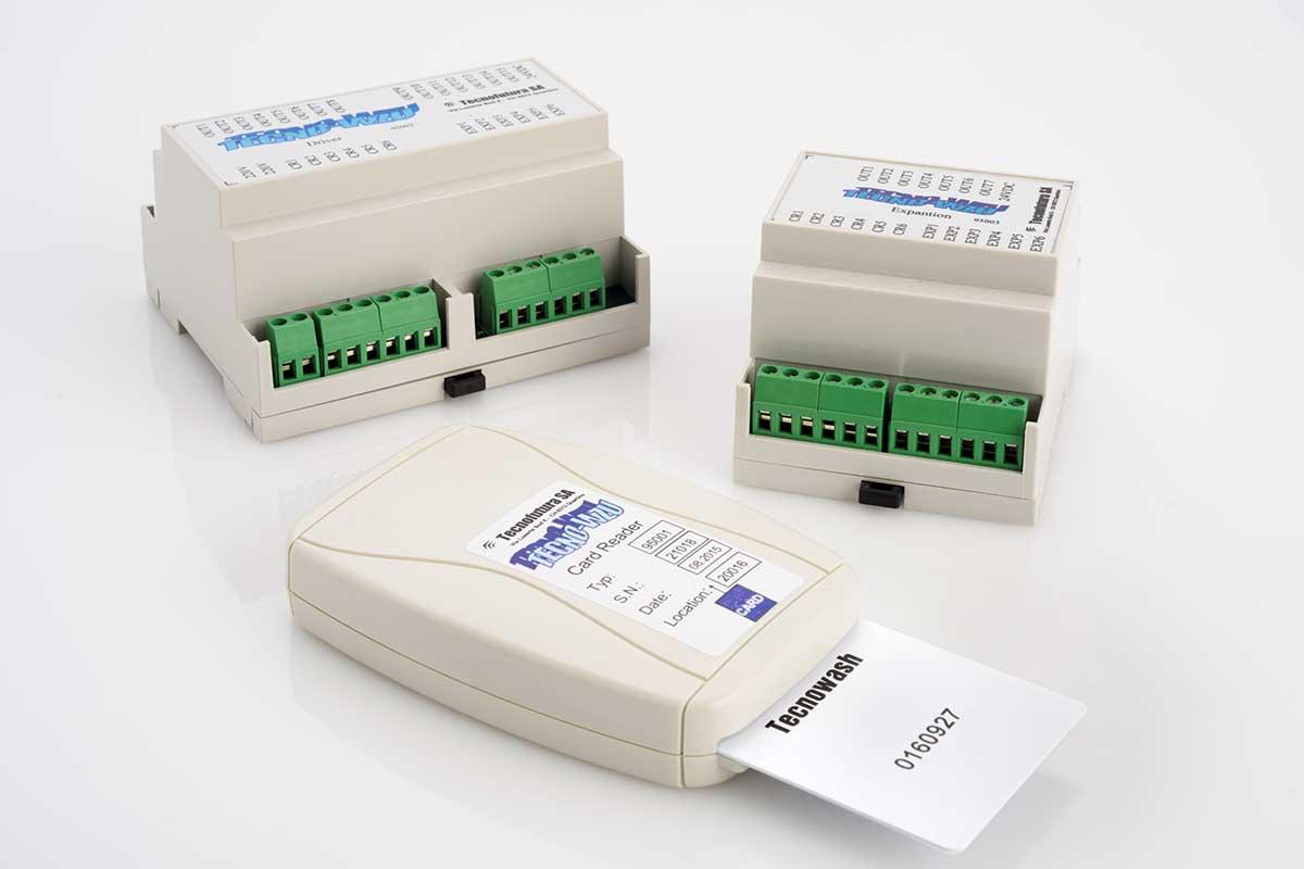 WZU- commutatore di corrente